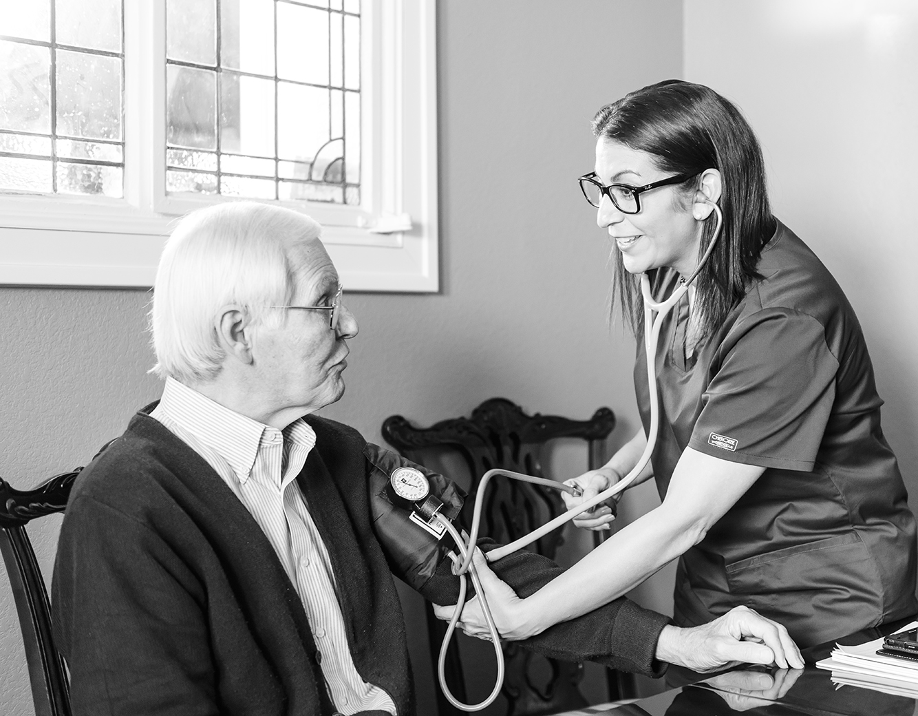What We Do - Home Health | Encompass Health