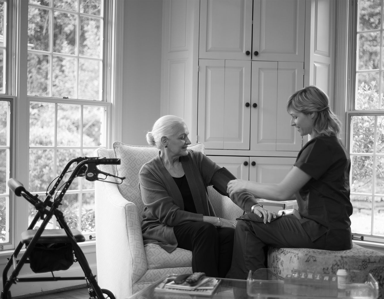 photo about Free Printable Inservices for Home Health Aides known as Household Exercise Providers Encomp Conditioning