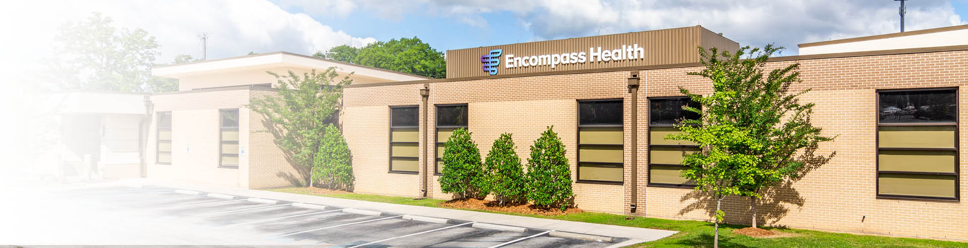 Encompass Health Rehabilitation Hospital of Chattanooga exterior