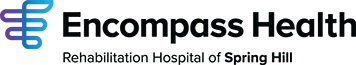 Encompass Health Rehabilitation Hospital of Spring Hill logo